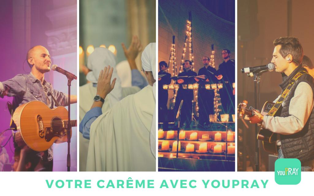 Votre Carême avec youPRAY - Glorious, Hopen, Dei Amoris Cantores